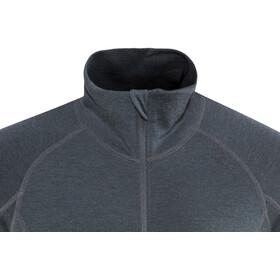 Lundhags Merino Full Zip Jacket Herre deep blue